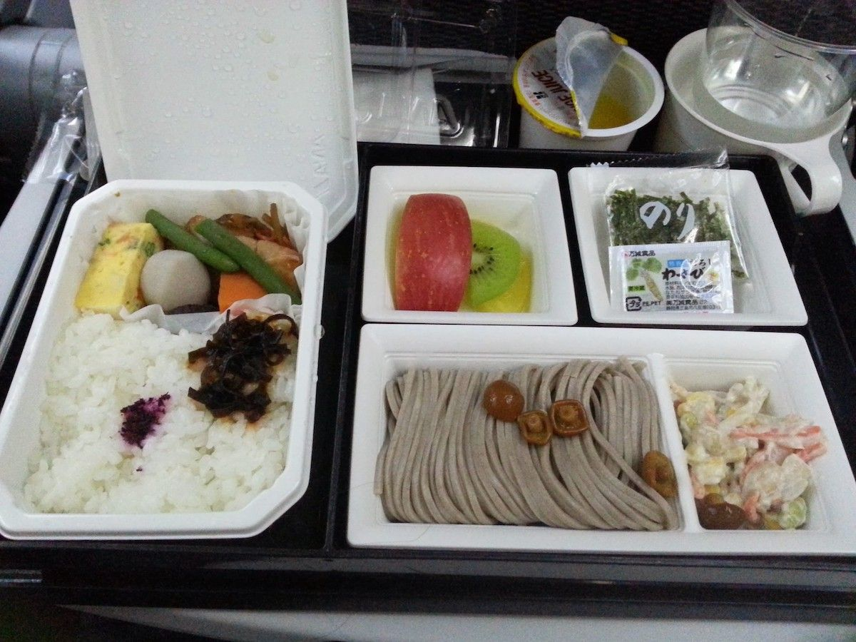 No, Airline Food is Not Terrible